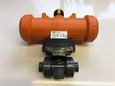"""PA11 George Fischer Pneumatic  Ball valve  3/8""""  for sale  Chorley"""