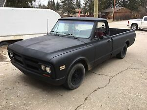 1971 Chevrolet c10 rat rod