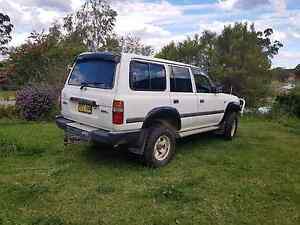 80 series Diesel Landcruiser GXL 8Seater $7000ono Medowie Port Stephens Area Preview