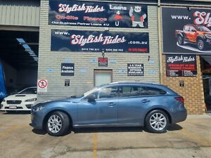 2013 Mazda 6 TOURING wagon $15990 or FINANCE FROM $65PW  Slacks Creek Logan Area Preview