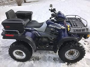 2004 Polaris 500 special edition model