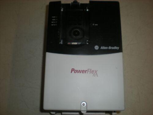 Allen-Bradley 20AD014A3AYNADNN 10 HP PowerFlex 70 Variable Speed Drive 440V