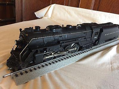 Lionel O Train 736 Locomotive & Tender Berkshire 2-8-4 used