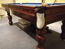 Astra Billiard Table Complete Set Sandringham Bayside Area Preview