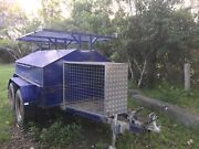 Tradies trailer Wootton Great Lakes Area Preview