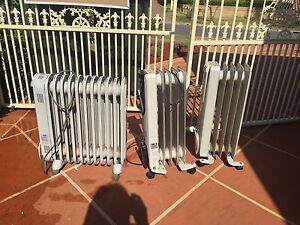 3 x free Room Heater Quakers Hill Blacktown Area Preview