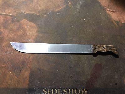 Custom 1/6 Metal And Wood Machete Jason Voorhees (Jason Voorhees Machete)