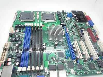 Socket 771 Server (*NEW unused ASUS DSAN-DX/TS500-E5 Dual Socket LGA771 Server Motherboard)