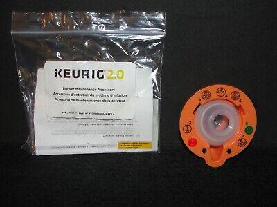 NEW Keurig 2.0 Brewer Top Needle Cleaning Maintenance Accessory K250 K350 K450