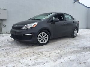 2017 Kia Rio LX+ LX+ | 1.6L | FWD | AUTO | WHEEL TRIMS | HEAT...