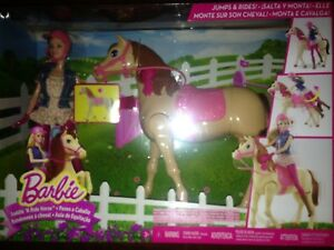 Barbie Saddle'n'Ride Horse