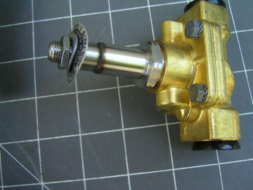 "Parker Normally Closed 1/2"" Solenoid Valves 7321B valve General Purpose"