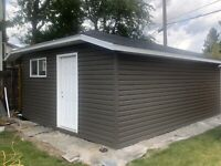 SPRING SPECIALS Bungalow House & Garage Siding Soffit Roof etc