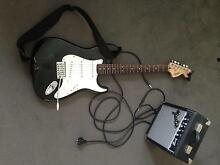 Fender Squire - Electric Guitar Lambton Newcastle Area Preview