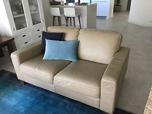 Natuzzi leather lounge suite Mount Pleasant Melville Area Preview