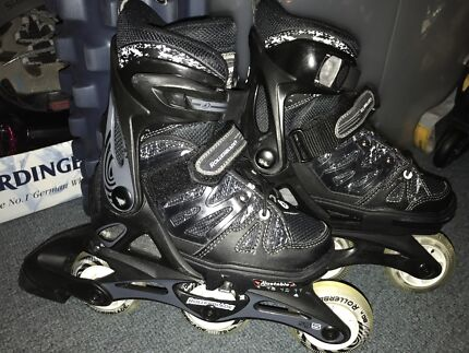 Kids rollerblades - top quality adjustable size