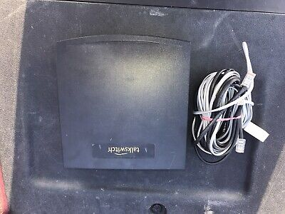 Talkswitch Ct.ts001.1 W Phone Cables Cord. Pbx Telephone Ports Voip Capacity