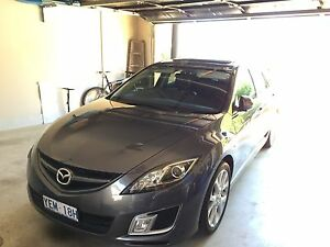 2008 Mazda Mazda6 Hatchback Gungahlin Gungahlin Area Preview