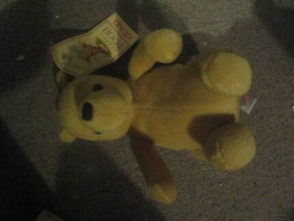 Classic Winnie The Pooh Plush ***NEW WITH TAGS***