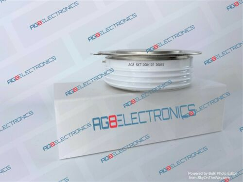 Replacement for SKT1200/12E - SEMIKRON  Thyristor Semiconductor SCR - NEW