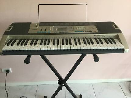 Casio Keyboard Bargo Wollondilly Area Preview