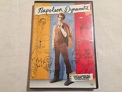 Napoleon Dynamite  Dvd  2009  Brand New   Free Shipping To The Us