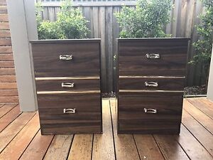 Free Bed Side Drawers Belrose Warringah Area Preview