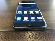 Samsung galaxy S7 edge 32gb black in excellent condition Kuraby Brisbane South West Preview