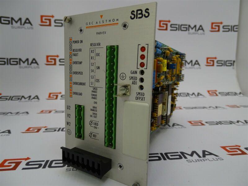 Gec Alsthom Gec Alsthom DC/AC Converter