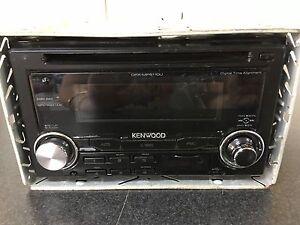 Kenwood car stereo headunit Yarrawonga Palmerston Area Preview