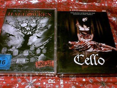 OF HALLOWEEN & CELLO-2 DvD Special Edition- siehe Bilder - (Tal Halloween)