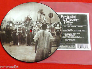 MY-CHEMICAL-ROMANCE-Welcome-To-The-Black-Parade-Rare-UK-7-Picture-Disc-2