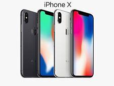 """Apple iPhone 10 X 256GB -MQA92X/A Silver 5.8"""""""