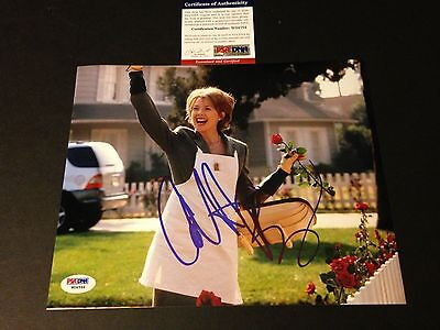 Annette Bening American Beauty Signed Auto 8X10 Photo Psa Dna Coa