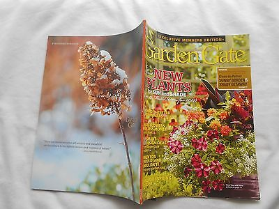 GARDEN GATE Magazine-FEBRUARY,2014-THE BEST NEW PLANTS FOR SUN AND