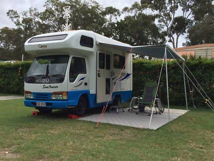 RARE ISUZU ELF 250 CAPRICE MOTORHOME Northgate Brisbane North East Preview