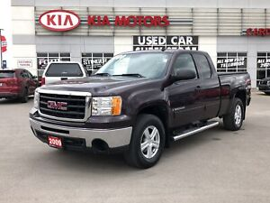 2009 Gmc Sierra 1500 SLE  EXTENDED CAB 2 WD