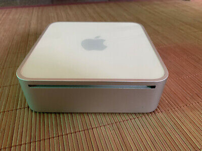 apple mac mini core 2 duo 1,83ghz/4go/320gb mac os x 10.7 nouvelle inst
