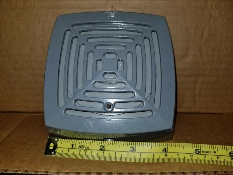 Edwards Surface Horn 874-N5,120VAC,0.13A,Gray, New with Free Shipping