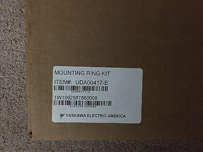Yaskawa Mounting Ring Kit Uda00417-e Or Uda00417e New In Unopened Box