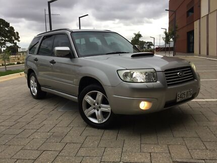 Subaru Forester XT Turbo Auto AWD MY 2006