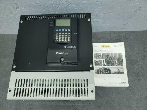 Allen Bradley 40HP 20P41AB146RA0NNN Ser. A PowerFlex DC Drive 230VAC - 240VDC