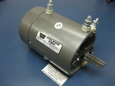 Used, WARN 77892 7536 39972 36466 Winch Replacement Electric Motor 12V XD9000 8274-50 for sale  Shipping to South Africa