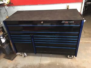 Snap on tool box (roll cab)