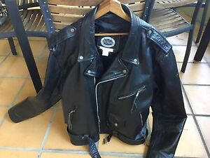 STAGG 1010 BRANDO JACKET size 54 New Farm Brisbane North East Preview