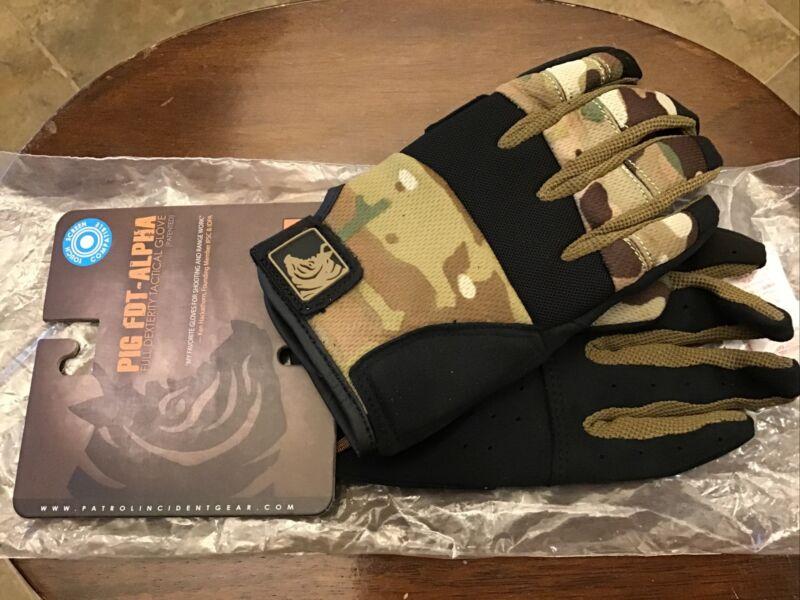 PIG FDT-Alpha Gloves