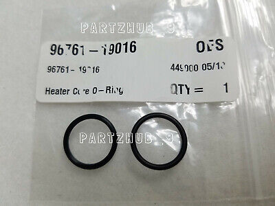 2x GENUINE HVAC Heater Core O-Ring 89-07 Toyota / Lexus Tacoma Pickup -
