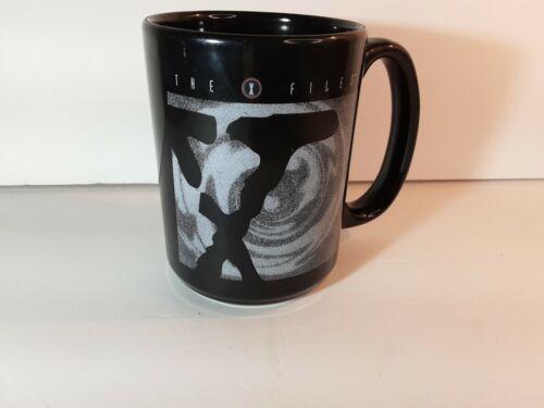 Vintage The X Files 1990s Coffee Mug