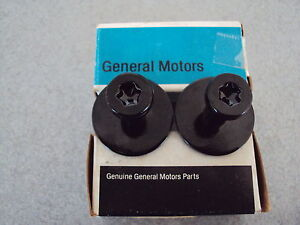 Door Strikers GM Cars Buick Chevrolet Chevy Oldsmobile Olds Pontiac NOS