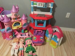 Toddler girls toy lot